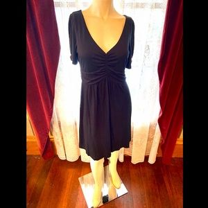 🎰☑️ NWOT Juicy Couture Shirred Short Sleeve Dress